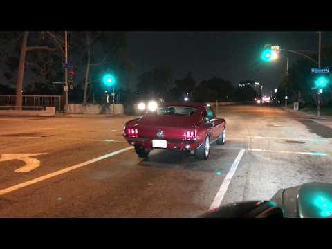 Video of '68 Mustang - K257
