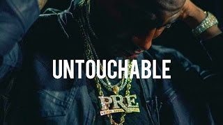 Young Dolph x Gucci Mane Type Beat -  Untouchable [Prod King Mezzy]