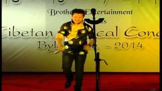 Tibetan Musical Concert 2014 Bylakuppe Combined Tibetan Song.