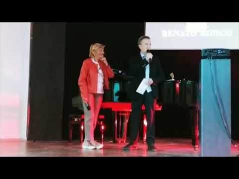 """AL GIORNALISTA RENATO RONCO IL """"PARMURELU D'ORU"""" DI BORDIGHERA"""