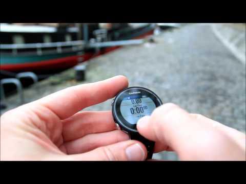Garmin Forerunner 630 (FR630) Hands-on Overview