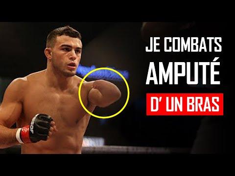 L'Incroyable Histoire Du Boxeur Amputé d'un Bras | H5 Motivation
