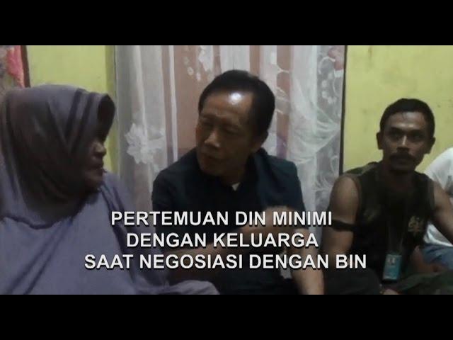 Video Eksklusif : Pertemuan Keluarga Din Minimi dengan Kepala BIN
