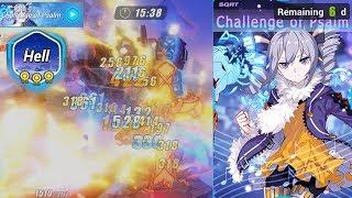 Honkai impact 3 1st step on epic weapon upgrade most popular videos honkai impact 33challenge of psalm event heaven purgatory stopboris Choice Image