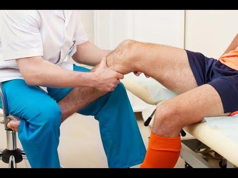 Может ли при остеохондрозе болеть коленный сустав