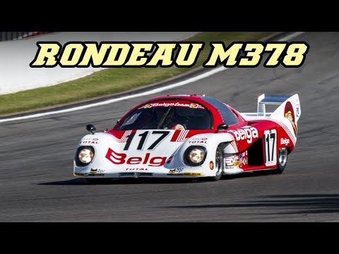 1978 RONDEAU M378 - DFV F1 V8 (Spa Classic 2019)