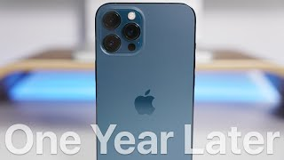 Apple iPhone 12 Pro Max - One Year Later