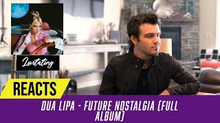 Producer Reacts to ENTIRE Dua Lipa Album - Future Nostalgia
