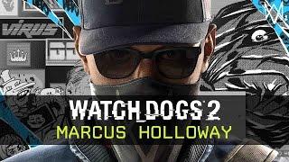 Presentazione Marcus Holloway