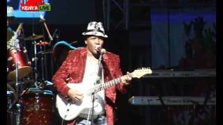 Mike Rua Performs Kosovo Lucy At KENYA LIVE Machakos Concert