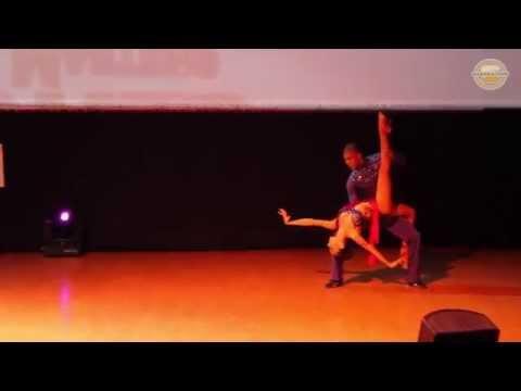 Yeifren & Stephanie V MADRID SALSA FESTIVAL 2014