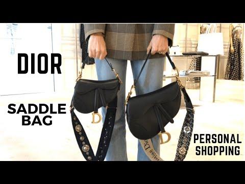 Dior Saddle Bag Size Comparison Обзор Новой Сумки Диор