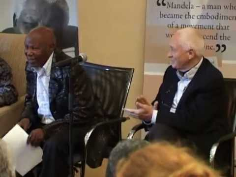 Launch of The Meaning of Mandela