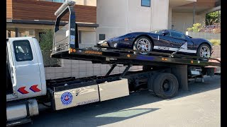 My Ford GT Already Broke Down
