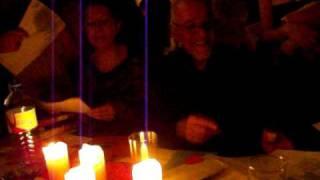 preview picture of video 'Paulo Coelho (momento mágico e único) Melk - Áustria 2010'