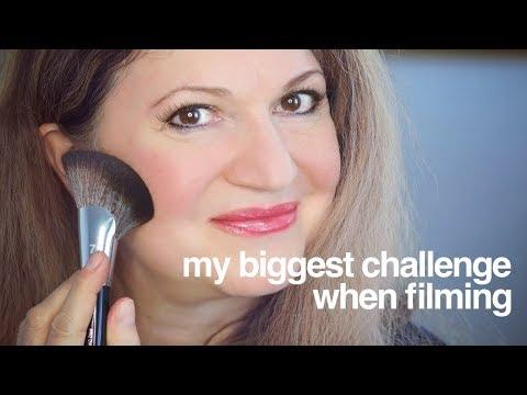 Biggest challenge when filming