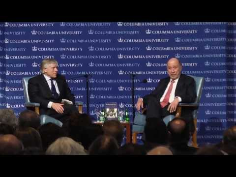 A discussion between President Emeritus, Michael I. Sovern and President Lee C. Bollinger