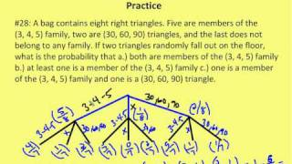 9.7 Special Right Triangles (Practice)