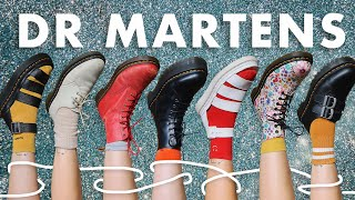 Dr Martens Collection 2020 | How To Style Docs