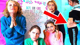 WE FIND OUT THE BABY GENDER PREDICTION w/ The Norris Nuts
