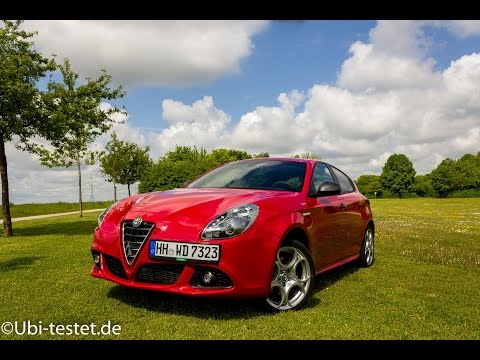 Alfa Romeo Giulietta 1.4T (110kW) *2015* POV onBoard Drive // UbiTestet.de