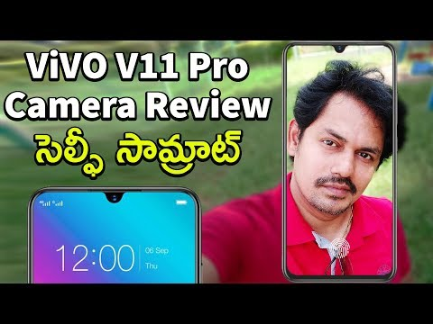 ViVO V11 Pro Full 📷Camera Review 🔥Pros and Cons: in Telugu ~ Tech-Logic