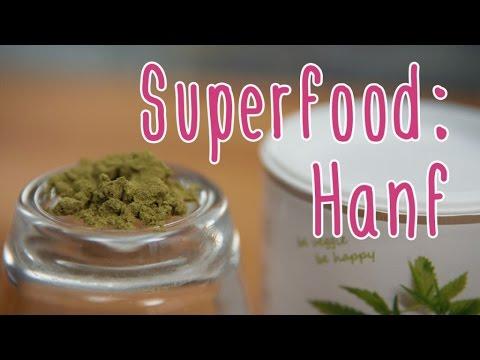 Gesunde Proteine -HANF | Superfoods