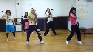 JYJ Be My Girl Choreographer YUZZY 2013/4/16