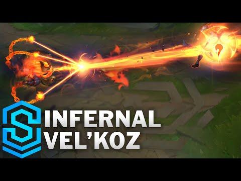 全新造型 地獄火 威寇茲 造型展示