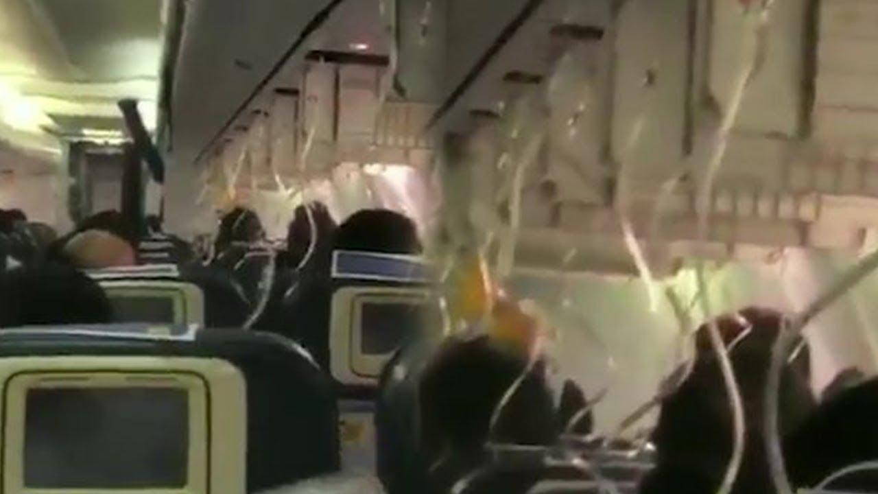 Kru Lalai, Penumpang Pesawat Mimisan dan Pusing hingga Keluarkan Darah dari Telinga
