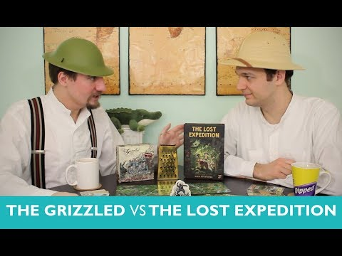 Which is Greater? The Grizzled vs The Lost Expedition