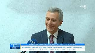Mirëmëngjesi Kosovë - Drejtpërdrejt Beqir Meta, Sabit Syla & Xhavit Bislimi 10.06.2021