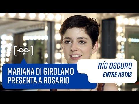 Mariana Di Girolamo presenta a Rosario | Entrevistas | Río Oscuro