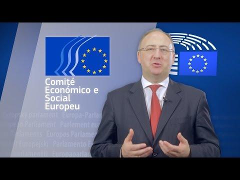 Minuto Europeu nº 89 - Comité Económico e Social Europeu