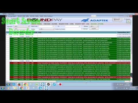 Roundpay Smart Recharge System ( Lapu Software)