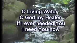 I need you Now - Matt Redman- Worship Video with lyrics