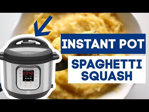 How to make spaghetti squash in the Instant Pot (plus spaghetti squash mac and cheese)