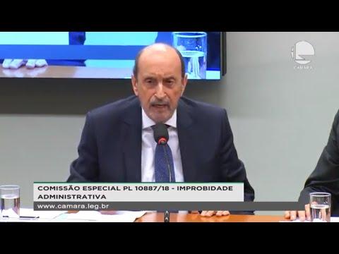 PL 10887/18 - Improbidade Administrativa - Votação de requerimentos - 16/10/2019 - 15:11