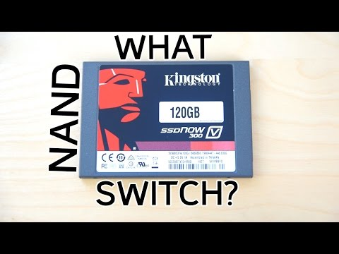 Kingston SSD disk V300