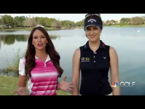 Playing Lessons, Golf Channel, Episode 1 Warm Up with Holly Sonders