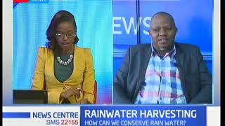 Means of water harvesting-News centre