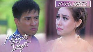 Michael gets angry with Katrina for not telling about Mikmik | Nang Ngumiti Ang Langit