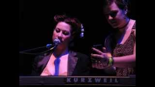 6/17 Amanda Palmer - Dirty Business w/Fan Assistance @ The National, Richmond, VA 4/05/15