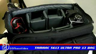Tamrac 5613 Ultra Pro 13 Camera Bag Unboxing & Review