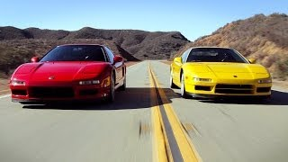 Acura NSX (Generation 1) Review - Everyday Driver