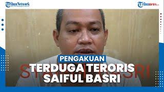 Terduga Teroris Saiful Basri: Saya Mengikuti Persidangan Habib Rizieq Sebanyak 3 Kali