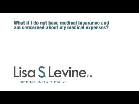 Pursuing a medical malpractice claim without health insurance