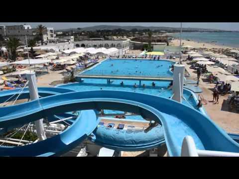 video, Samira Club, Hammamet, met ArkeFly