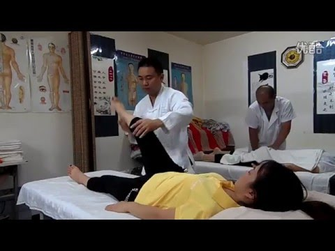 Traditional Chinese full body stretching (asmr)