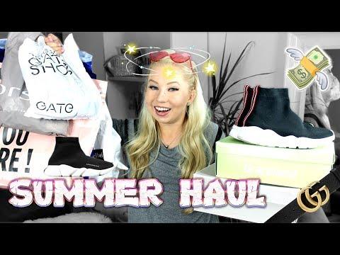 Letní HAUL: Neprosté omyly a perfektní úlovky